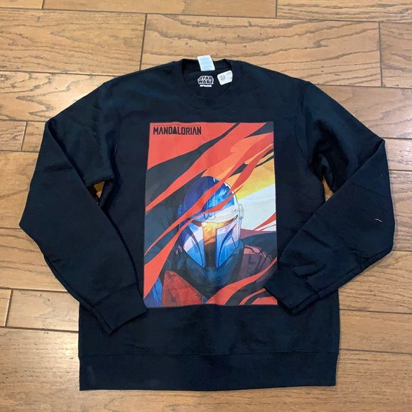 Brand New Mandalorian Crewneck Sweatshirt